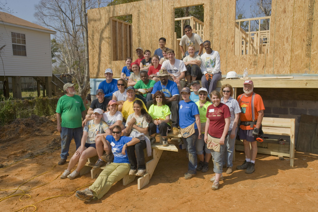 Habitat for Humanity Crew