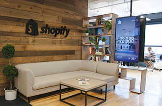Shopify Montreal Office