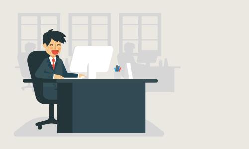 flexible-work-man-office