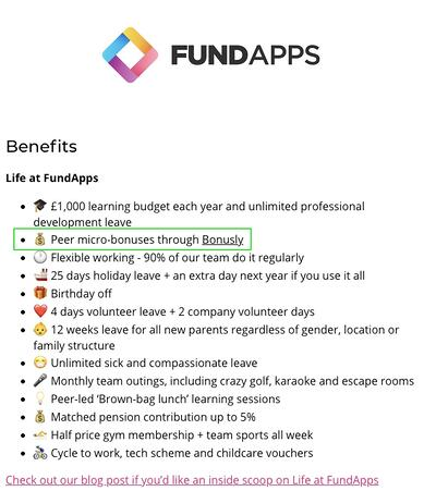 fundapps-job-description-bonusly-highlight