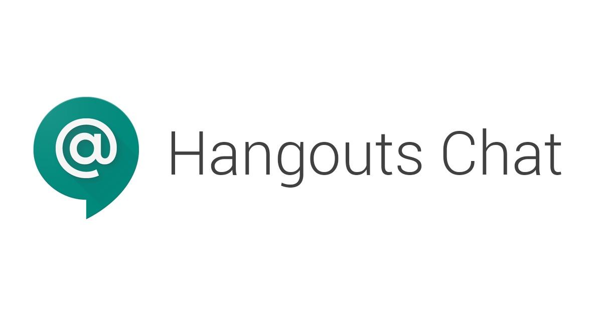 Resultado de imagem para hangouts chat