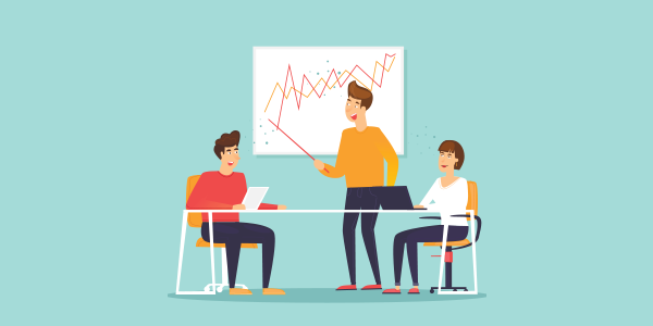 man-presenting-growth-chart