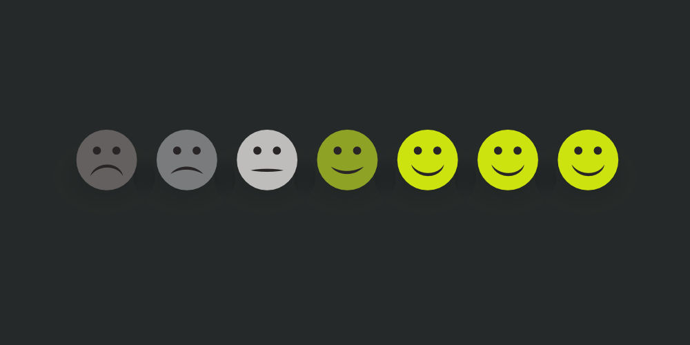 Measuring Happiness at Work