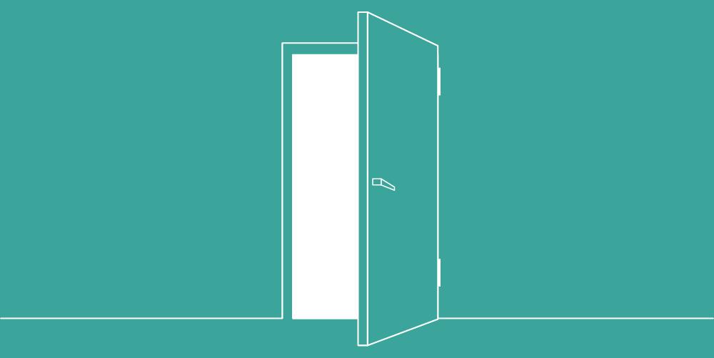 open door policy. Open Door.png Door Policy
