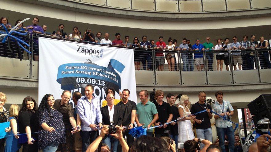 Zappos HQ