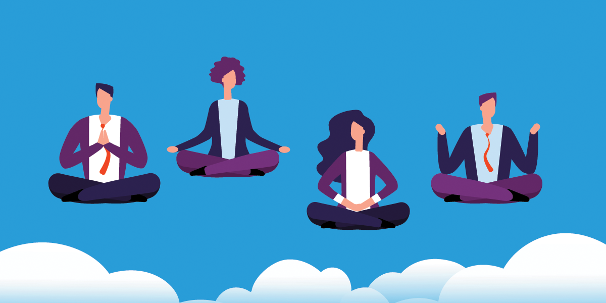 group-of-employees-meditating
