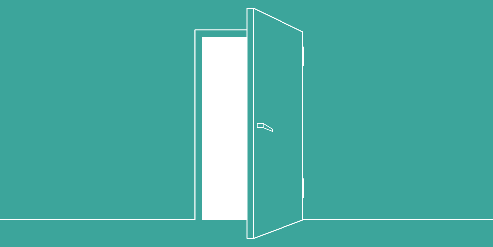open door.png  sc 1 st  Bonusly blog & How to Evolve beyond Your Old Open Door Policy