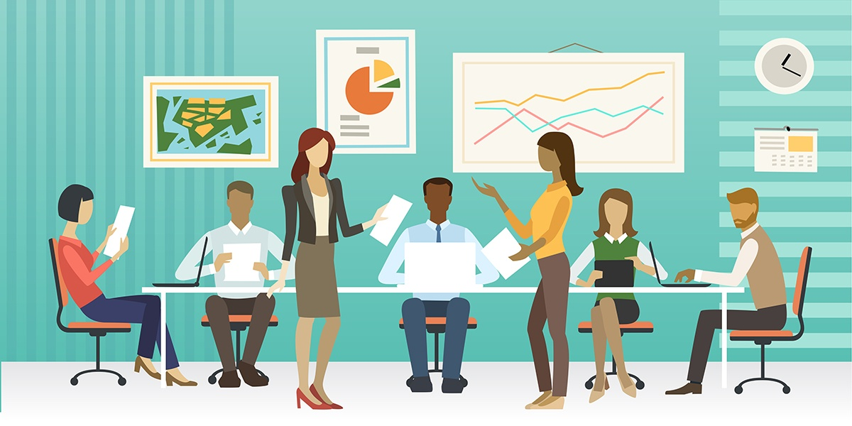 How to Hold Productive and Enjoyable Meetings
