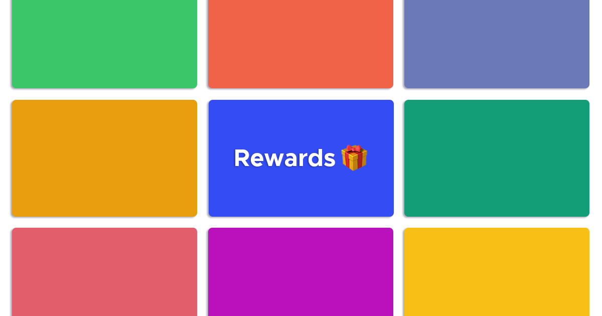 New brands added to the Bonusly Reward Catalog during Q2